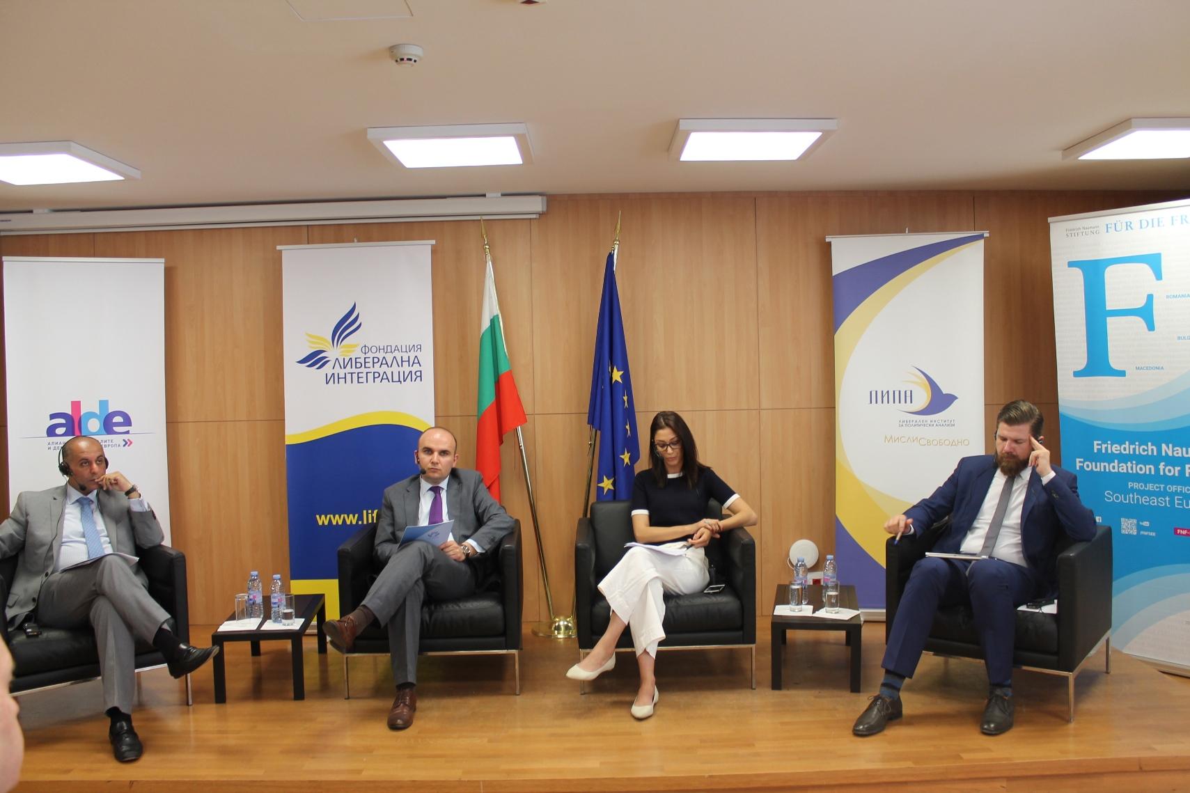 Председателството е уникален шанс България да модерира разговора за Брекзит, смята Илхан Кючюк