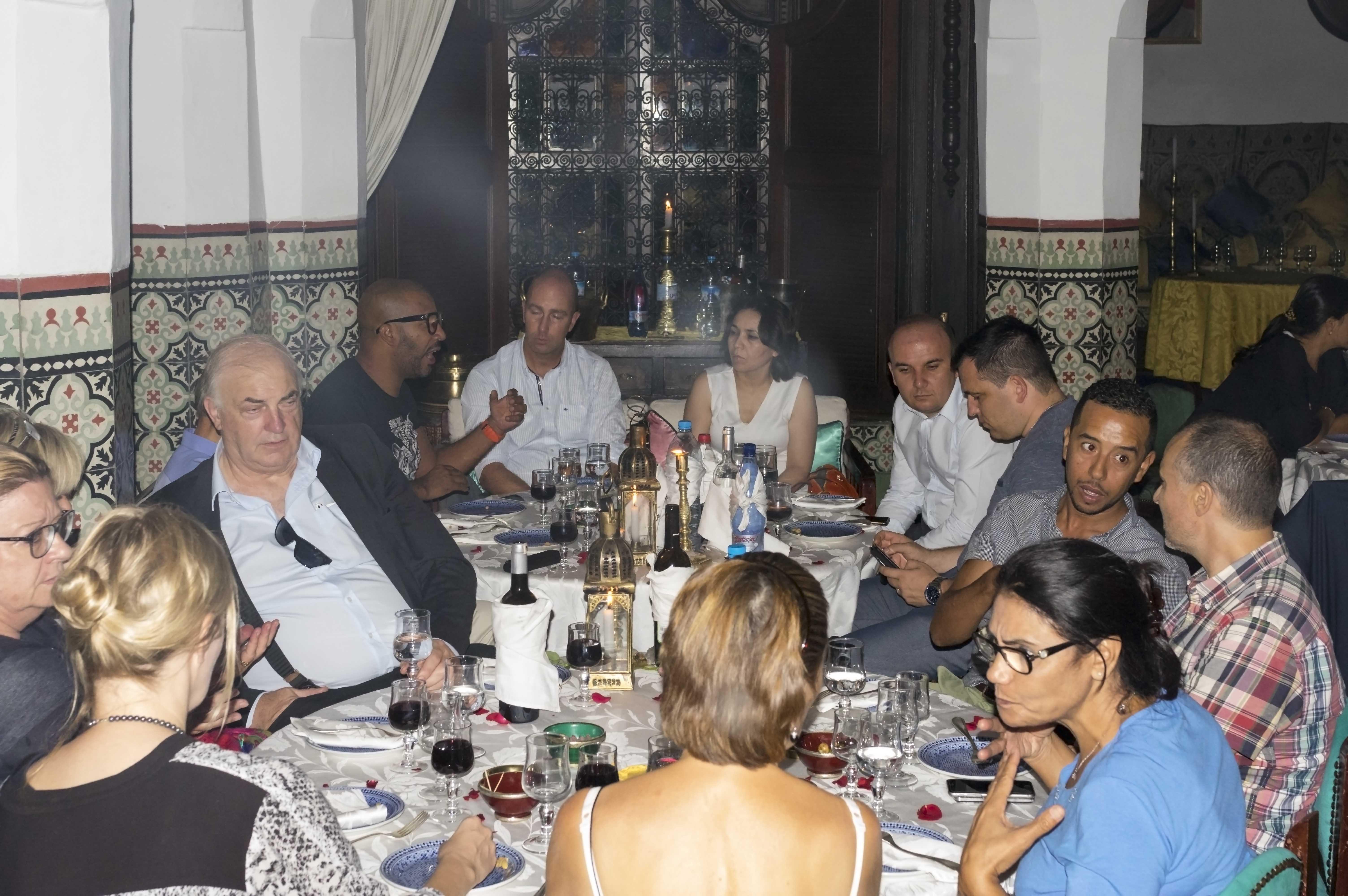 Евродепутатът Илхан Кючюк на важна визита в Кралство Мароко