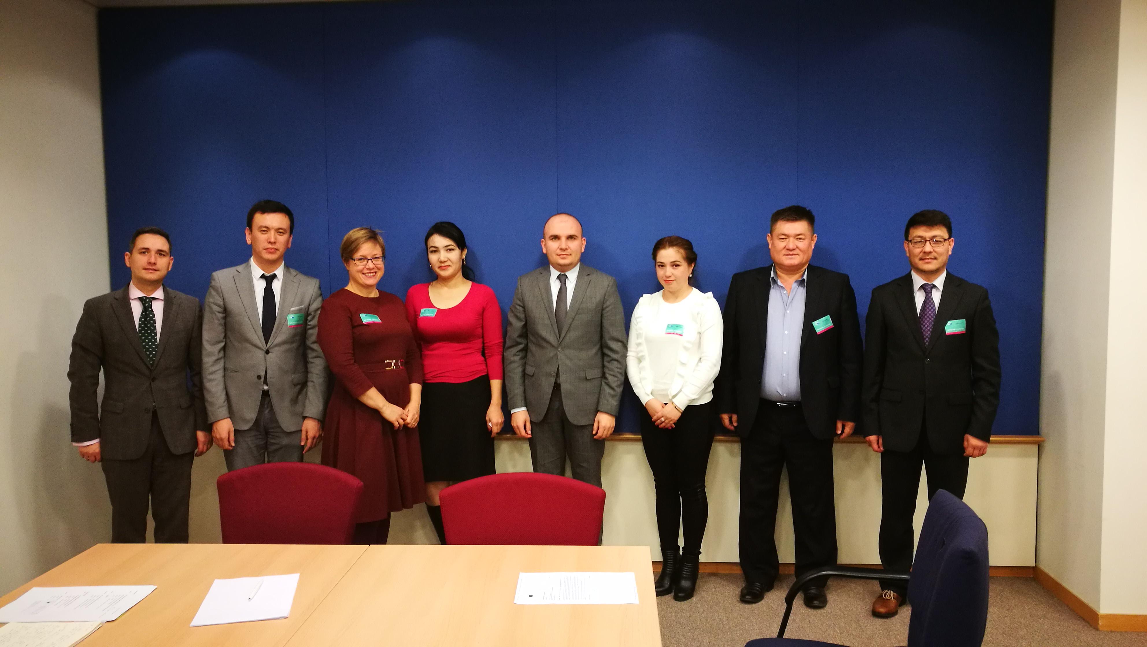 Ilhan Kyuchyuk met with representatives of the civil society in Uzbekistan