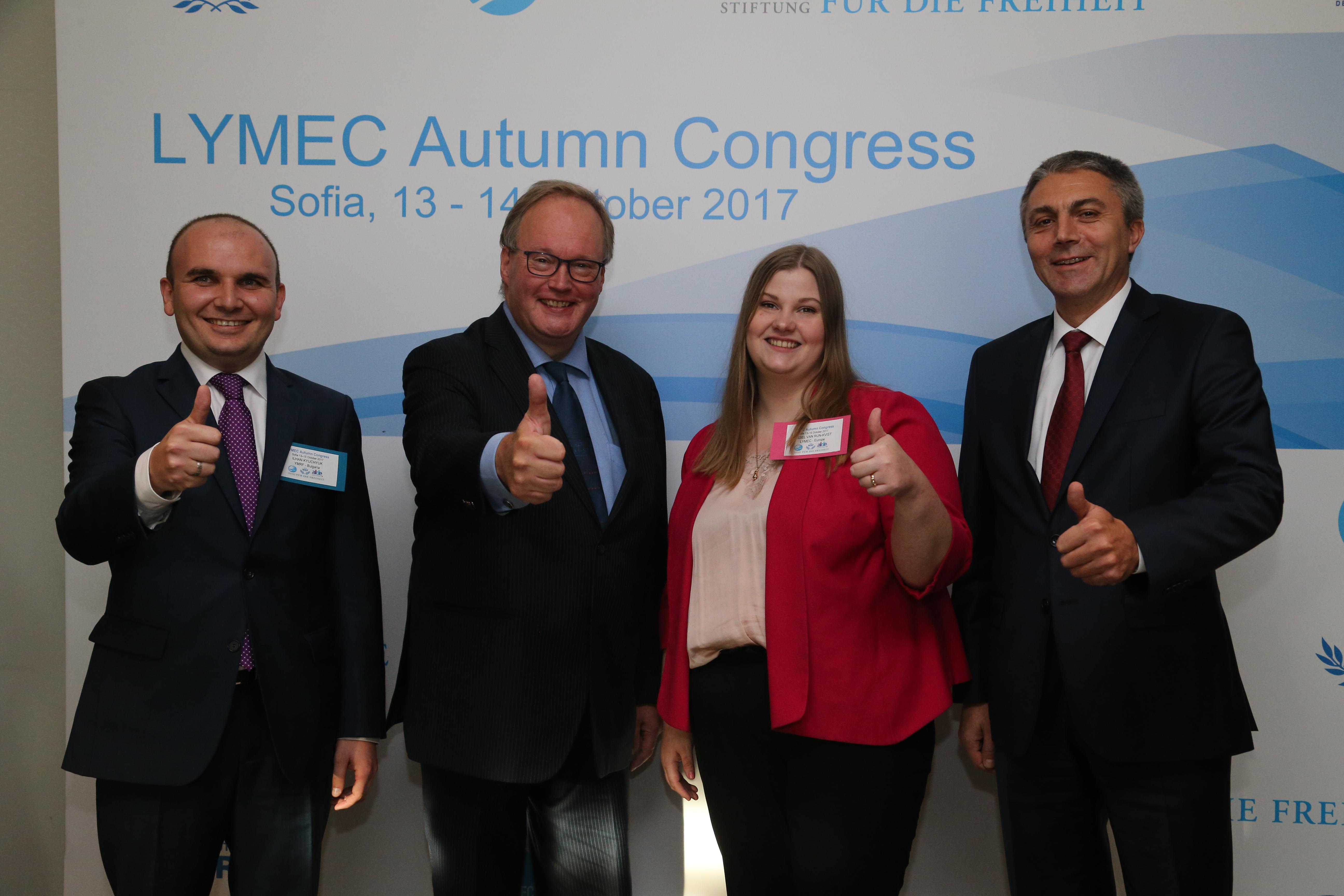 Президентът на АЛДЕ Ханс ван Баален: ДПС дава на България етнически мир
